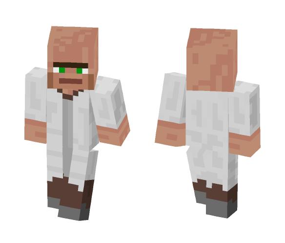 Download Villager Librarian Minecraft Skin For Free Superminecraftskins