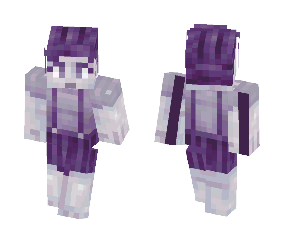 Happy Birthday Dad - Female Minecraft Skins - image 1