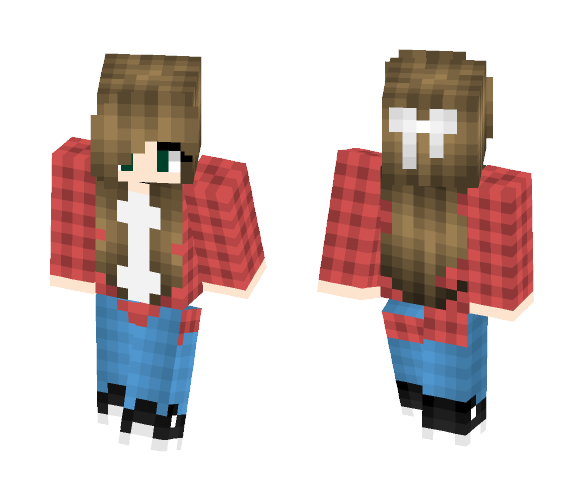 gfgfg - Male Minecraft Skins - image 1