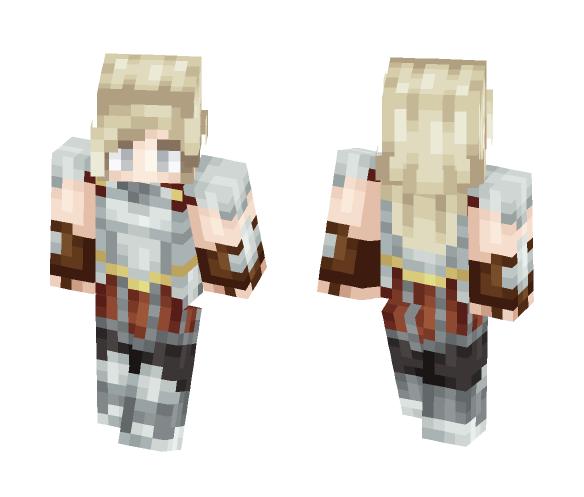 ♦ℜivanna16♦ Greek Armor - Female Minecraft Skins - image 1