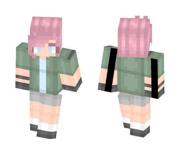 We'll See Creation Come Undone - Interchangeable Minecraft Skins - image 1
