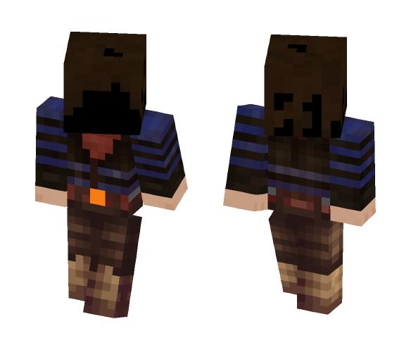 Download Germanletsplay Desperado Minecraft Skin For Free Superminecraftskins