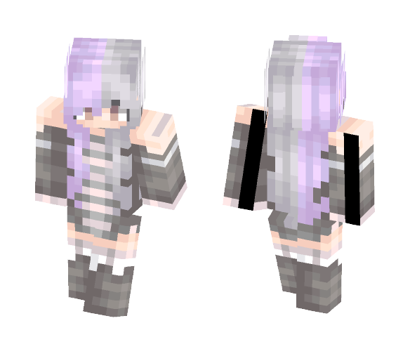 im ready for summer vacation now - Female Minecraft Skins - image 1