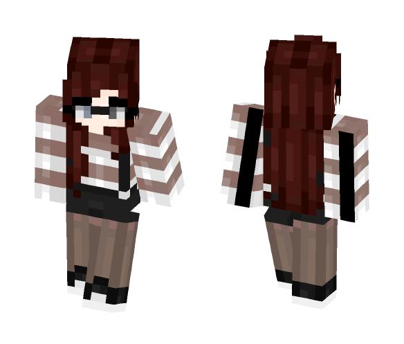 New Shading? - Female Minecraft Skins - image 1