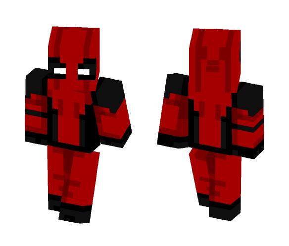 Deadpool!! - Comics Minecraft Skins - image 1