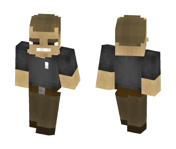 Hugh Mungus - Male Minecraft Skins - image 1