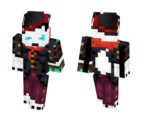 Artist |This year on earth - Male Minecraft Skins - image 1