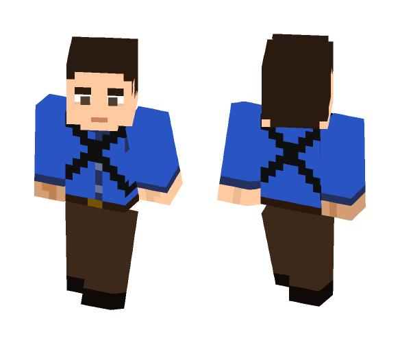 Ash vs The Evil Dead - Ash Williams - Male Minecraft Skins - image 1