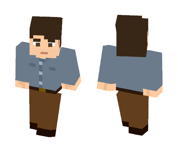 Evil Dead - Ash Williams - Male Minecraft Skins - image 1