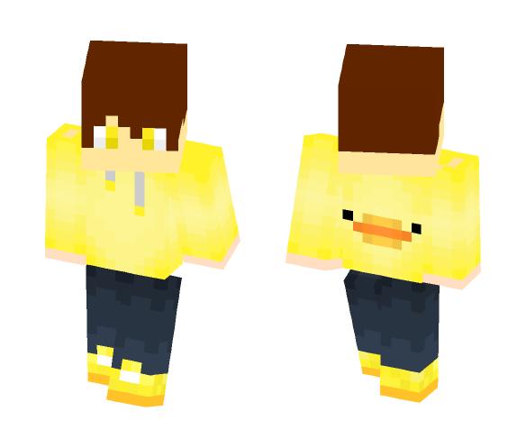 Download Duck Boy Minecraft Skin For Free Superminecraftskins