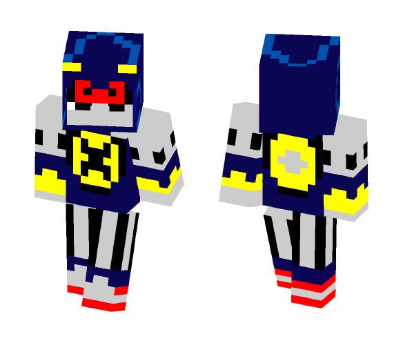 Download Metal Sonic Minecraft Skin For Free Superminecraftskins
