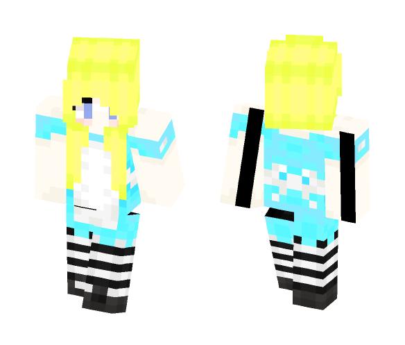 Alice in Wonderland (series 1) - Female Minecraft Skins - image 1