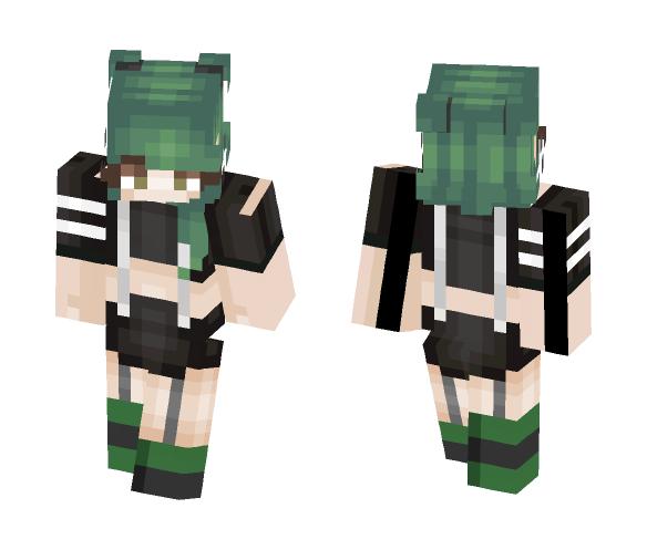 Unique Depression - Female Minecraft Skins - image 1