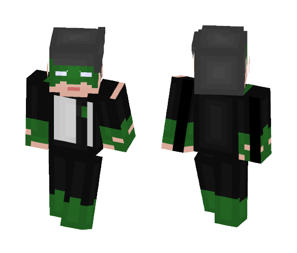 Kyle Rayner (First Suit) - Male Minecraft Skins - image 1