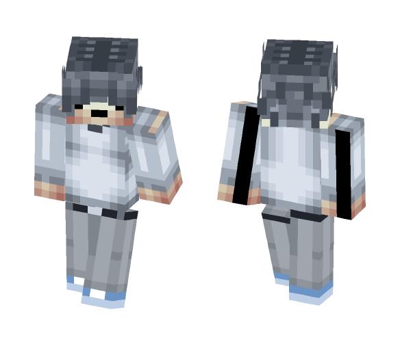 im dead inside (im serious) - Male Minecraft Skins - image 1