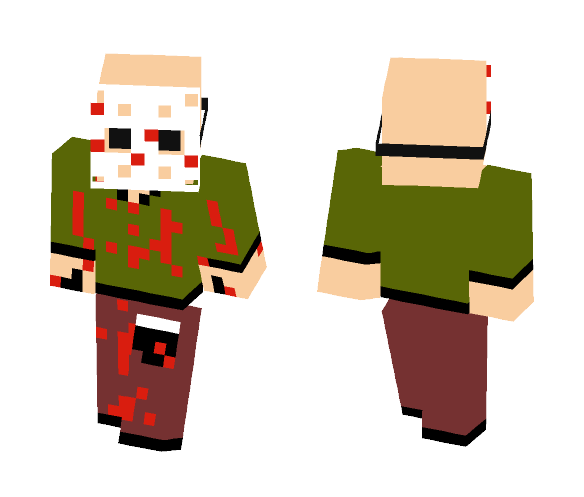 Jason - Mortal Kombat X - Male Minecraft Skins - image 1