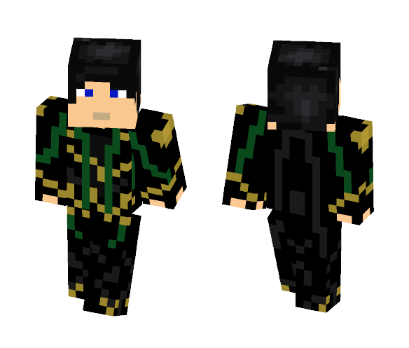Loki - Male Minecraft Skins - image 1