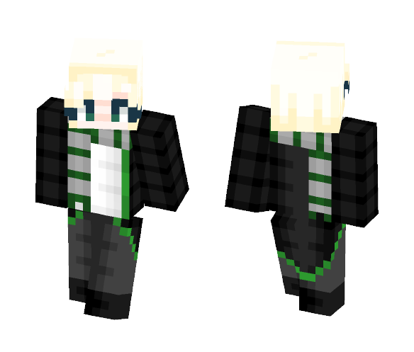 draco - Male Minecraft Skins - image 1