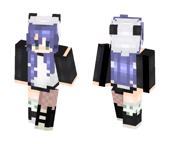 ❥Who will fix me now?~ - Female Minecraft Skins - image 1