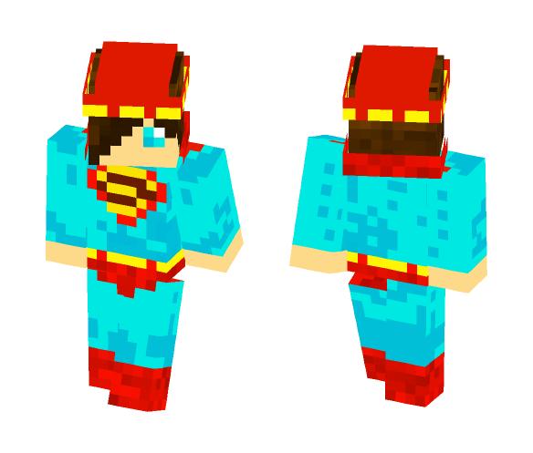 supergirl - Female Minecraft Skins - image 1