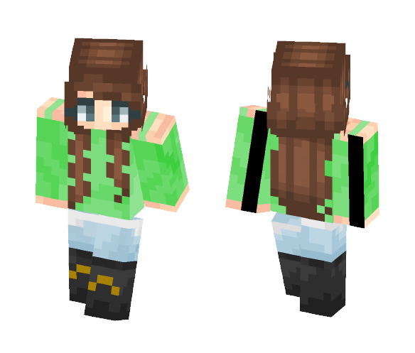 For Hannah - Female Minecraft Skins - image 1