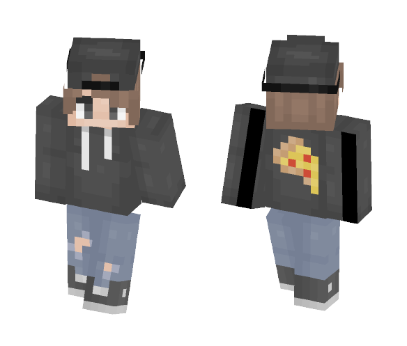 Something Different ♥ - Male Minecraft Skins - image 1