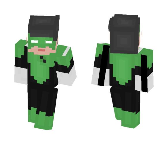 Kyle Rayner (Green Lantern) - Comics Minecraft Skins - image 1
