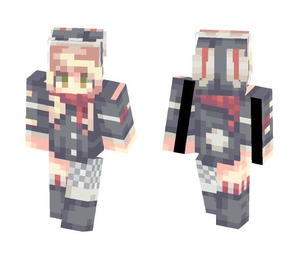 Mona - Female Minecraft Skins - image 1