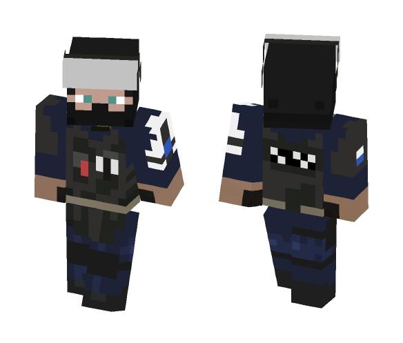 Rainbow Six Siege | Doc - Male Minecraft Skins - image 1