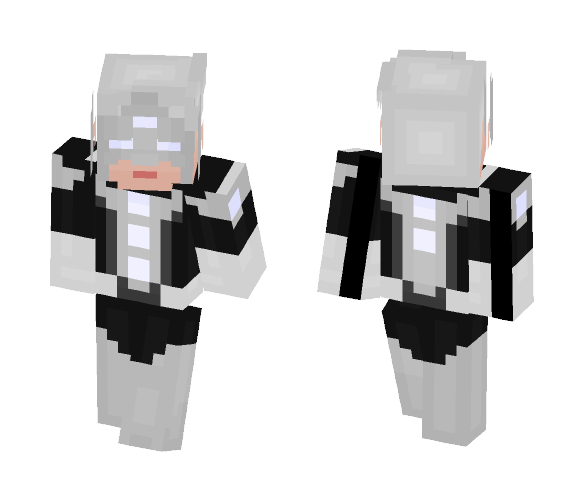 Kyle Rayner (Emotion Spectrum) - Male Minecraft Skins - image 1