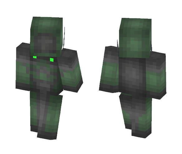 Second skin I have made - Male Minecraft Skins - image 1