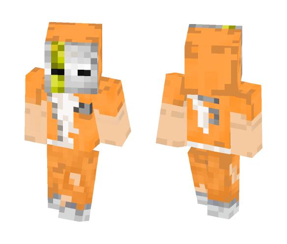 Original Mini Skin |Masked Purge - Male Minecraft Skins - image 1