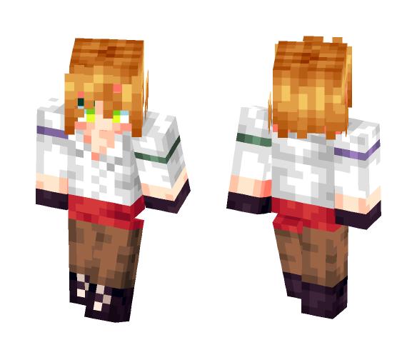 Bright Pirate [2/5] - Male Minecraft Skins - image 1