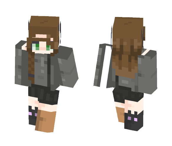 Maybe Read Discription? - Female Minecraft Skins - image 1