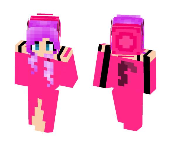 Unfinished --- Ultrabobt - Female Minecraft Skins - image 1