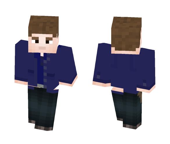 Aaron walking dead - Male Minecraft Skins - image 1