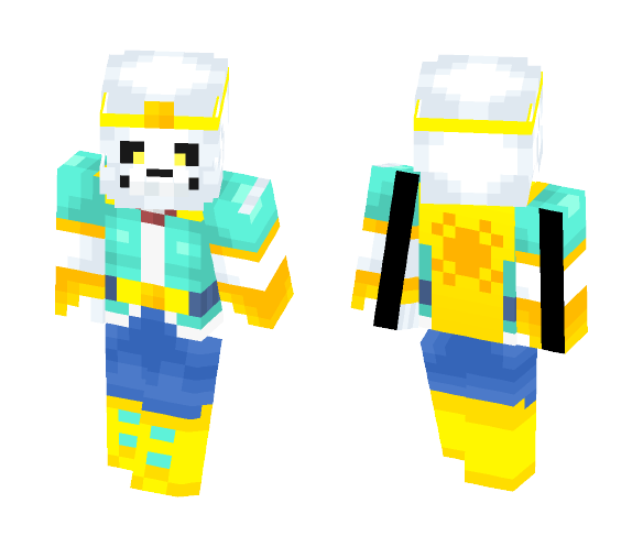 Dream Sans - Male Minecraft Skins - image 1