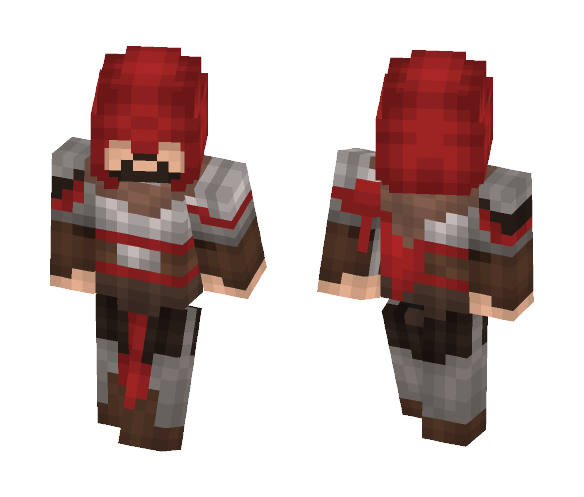Download Assassin S Creed Armor Of Brutus Minecraft Skin For Free