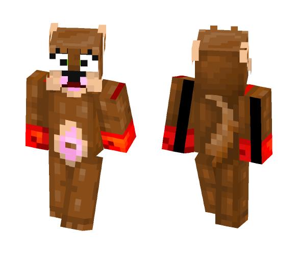 Australian boxer champion - Male Minecraft Skins - image 1