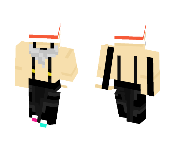 Bread - Interchangeable Minecraft Skins - image 1