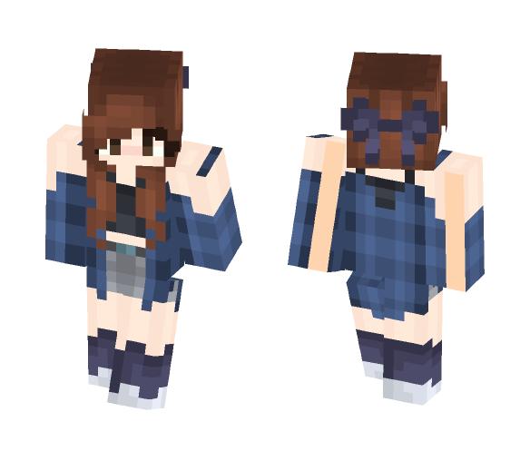 Not My creation 1 - Female Minecraft Skins - image 1