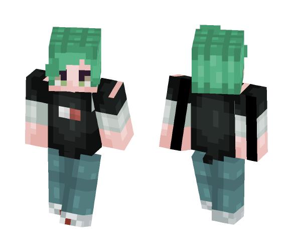????Solar???? - Male Minecraft Skins - image 1