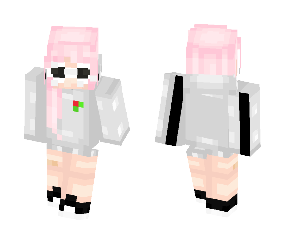 Clout Goggles - Female Minecraft Skins - image 1