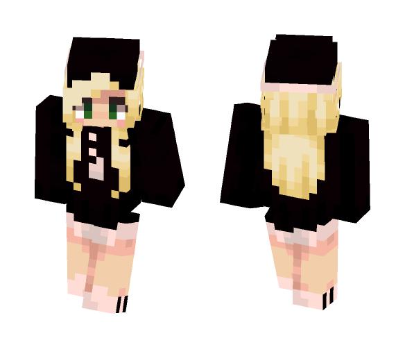 AutisticVape - Female Minecraft Skins - image 1