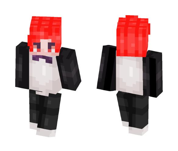 Get Red Panda Boy Minecraft Skin For Free Superminecraftskins