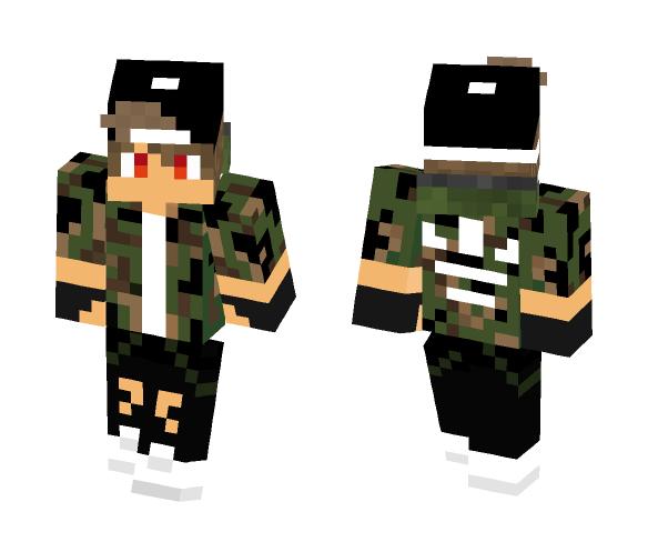 Segnale direzione gallone  Download Adidas boy camo Minecraft Skin for Free. SuperMinecraftSkins
