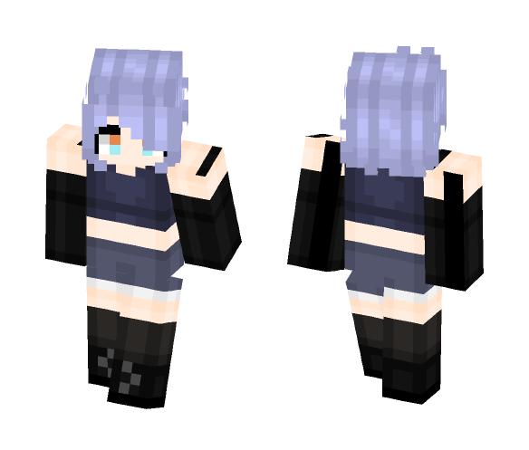 Mistress Yuu? Yuuka! - Female Minecraft Skins - image 1