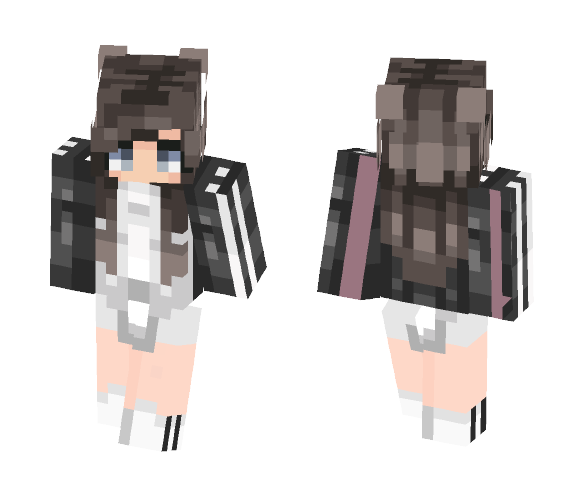Crazed Thoughts // Trade - Female Minecraft Skins - image 1