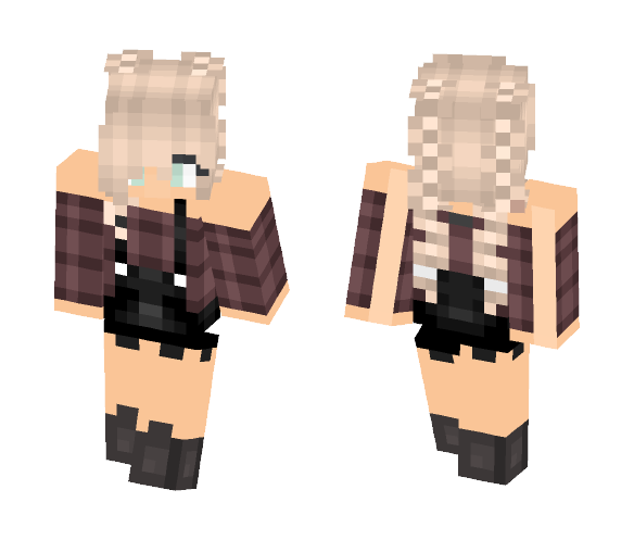 Awww ???????? - Female Minecraft Skins - image 1