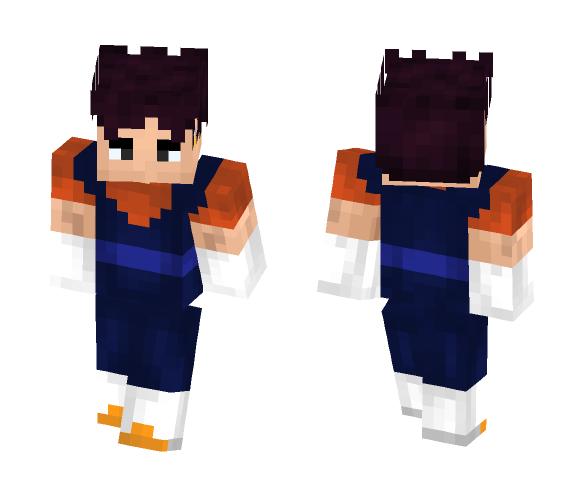 Vegetto (Dragon Ball Super) (1.8) - Male Minecraft Skins - image 1
